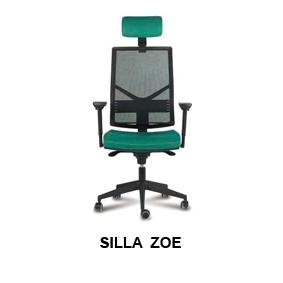 Silla Zoe Operativa