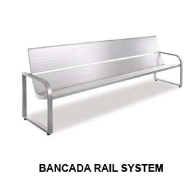 Bancada Rail System