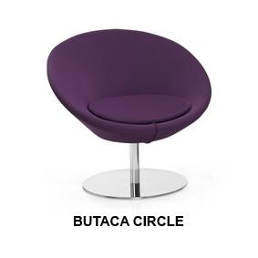 Butacas Circle