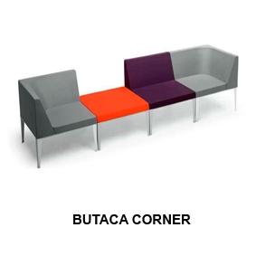 Butaca Corner