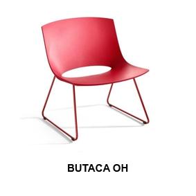 Butaca Oh