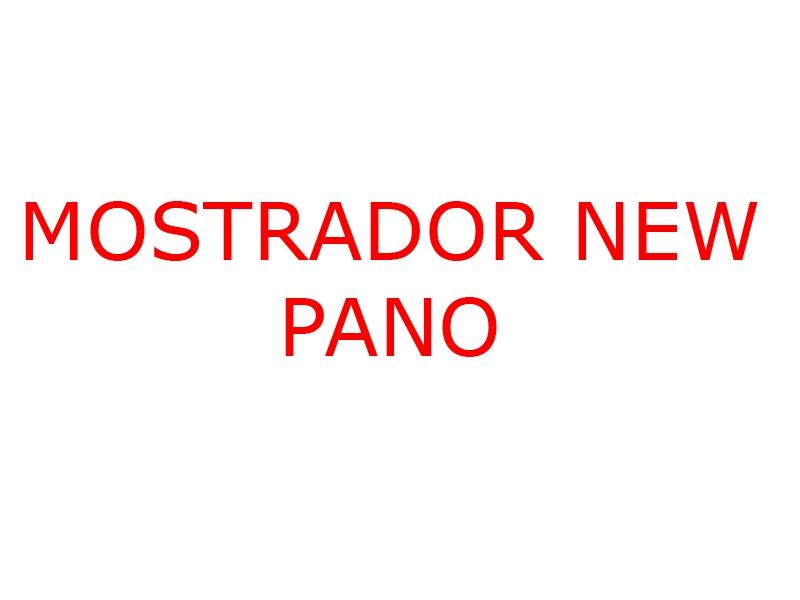 Mostrador New Pano