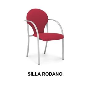 Silla Rodano