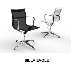 Silla Evole Confidente