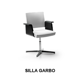 Silla Garbo Confidente