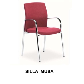 Silla Musa Confidente