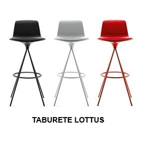 Taburete Lottus