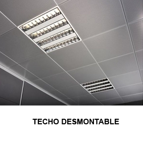 Techos Desmontables