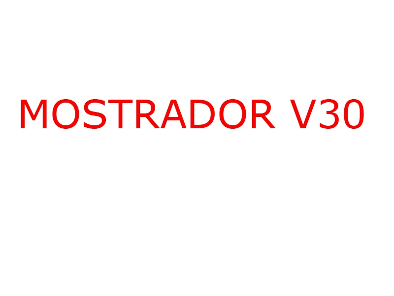 Mostrador V30