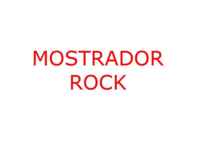 Mostrador Rock